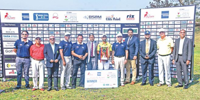 City Bank American Express Chittagong Open 2019